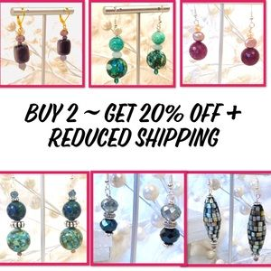 frontrow.style Jewelry - 20% OFF Bundles of 2 or More Pairs!